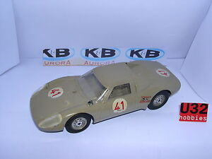 2019 DernièRe Conception K&b Aurora Porsche 906/916 #41 1965 1/24 Excellent Condition Unboxed