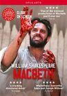 Shakespeare's Globe on Screen Macbeth Joseph Millson Samantha Spiro Stuart B