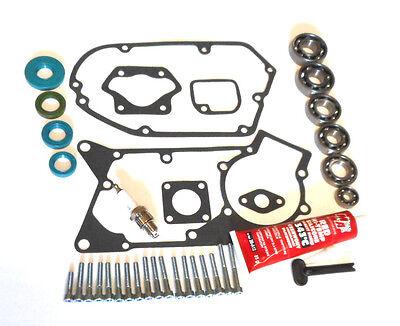 Samson sr50 s51 Lagersatz DKF motorset joint roulement à billes roue vis