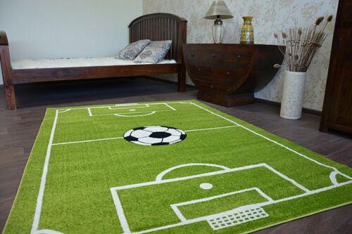 Alfombras Grueso /'Pilly/' Alfombras campo de fútbol para niños bola área de impresión de gran tamaño