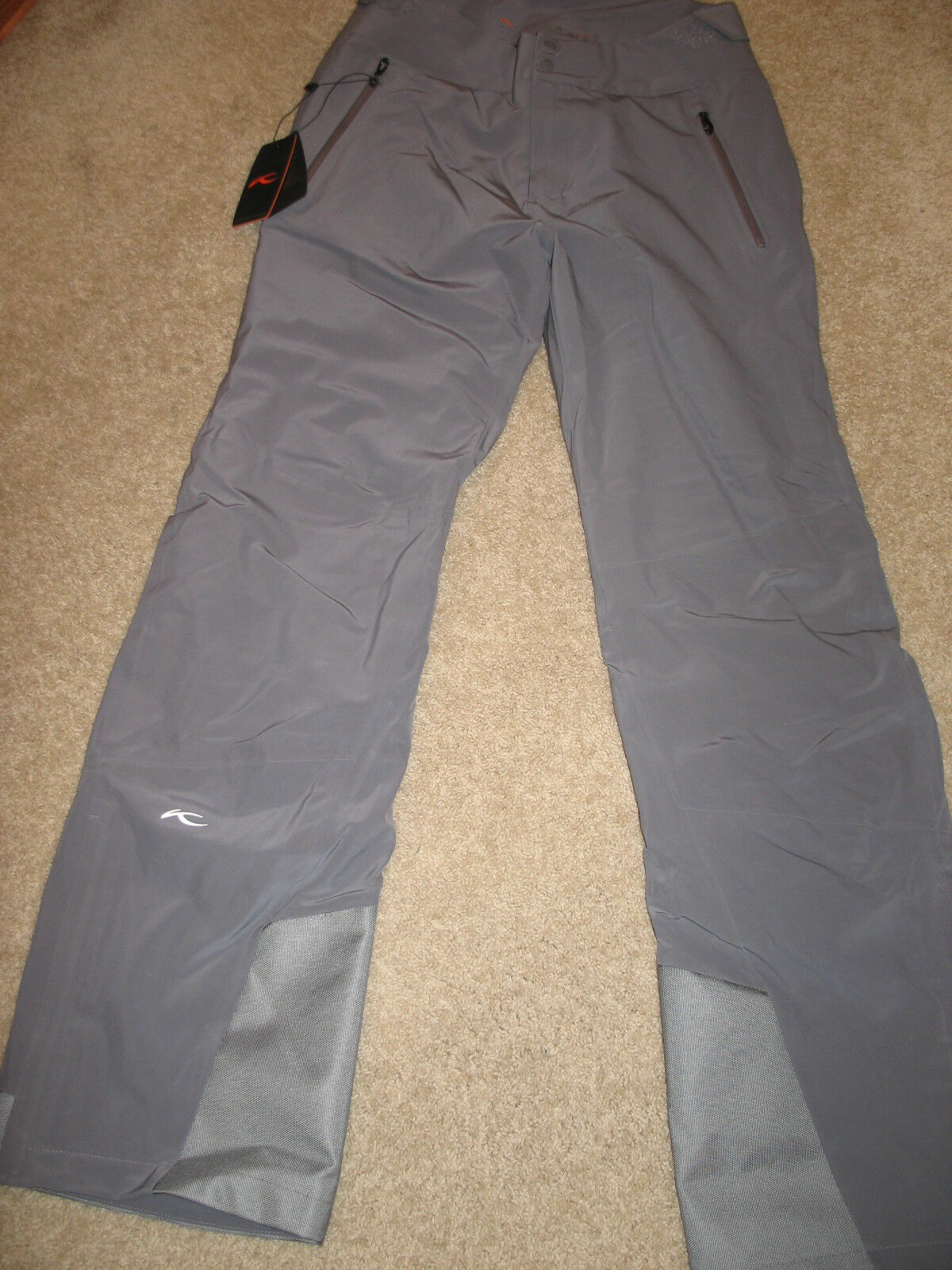 KJUS  Formula Pro Ski Pants Waterproof,  Insulated (For Men).M(50 Long).G .NWT.  outlet on sale