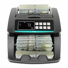 Kolibri Money Counter With Uvmgirdblhlfchn Counterfeit Detection Bill