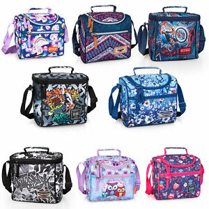 PREMIUM-Insulated-Thermal-School-Work-Travel-Lunch-Bag-Cooler-Thermal-Picnic-Box