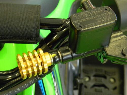 ATV BILLET ALUMINUM RACING BRAKE COOLER **NEW PRODUCT** HIGH PERFORMANCE