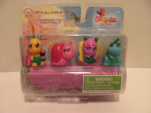 Lite Sprites Lite Pets   4 Light up your world with color   ***New in pack***