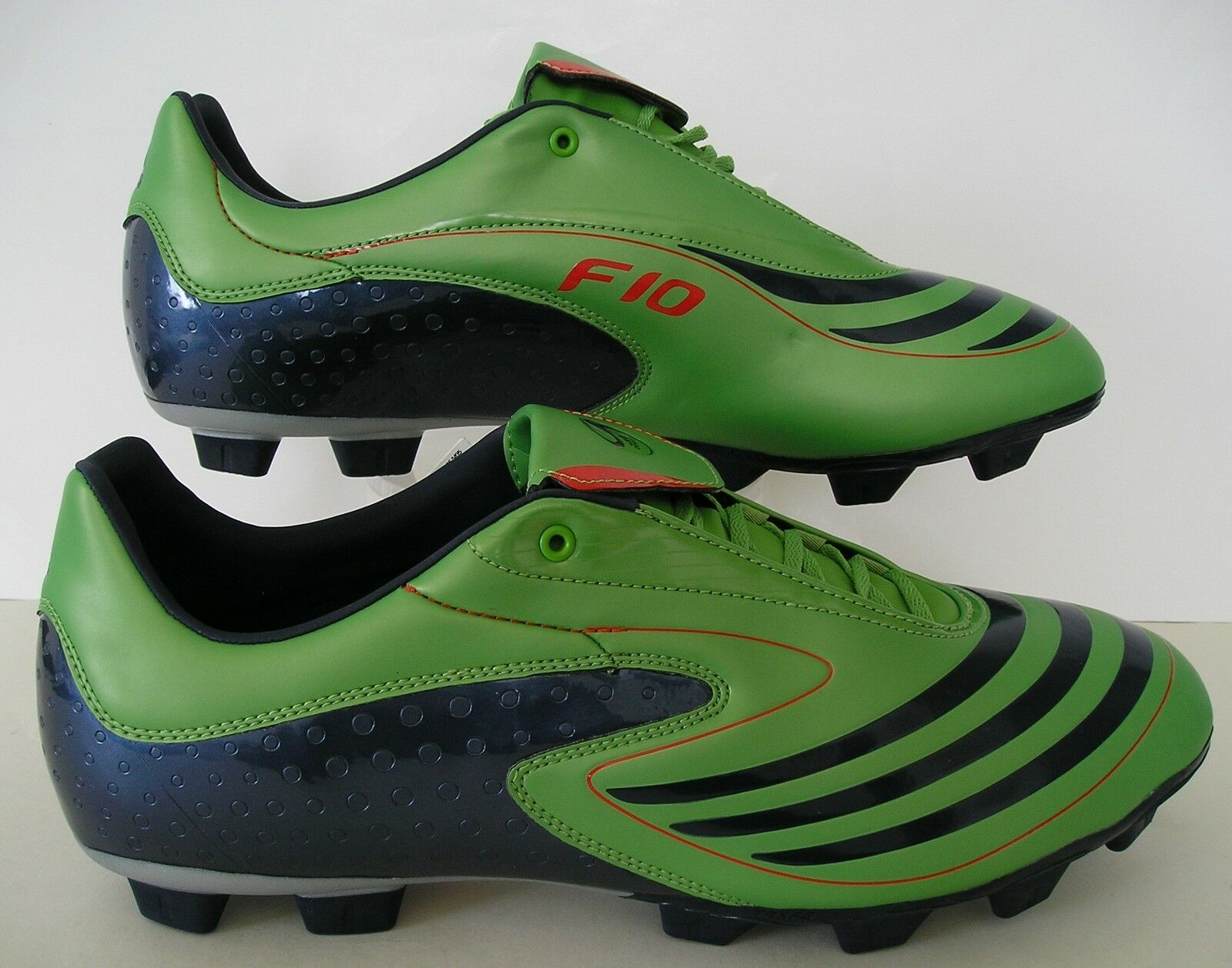 Nuevo  Adidas F10.8 TRX FG Fútbol Botines botas Zapato de F10 f30 F 10  Hombre Talla 12