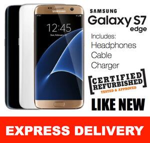 Image Is Loading LIKE NEW Samsung Galaxy S7 Edge 32GB 100