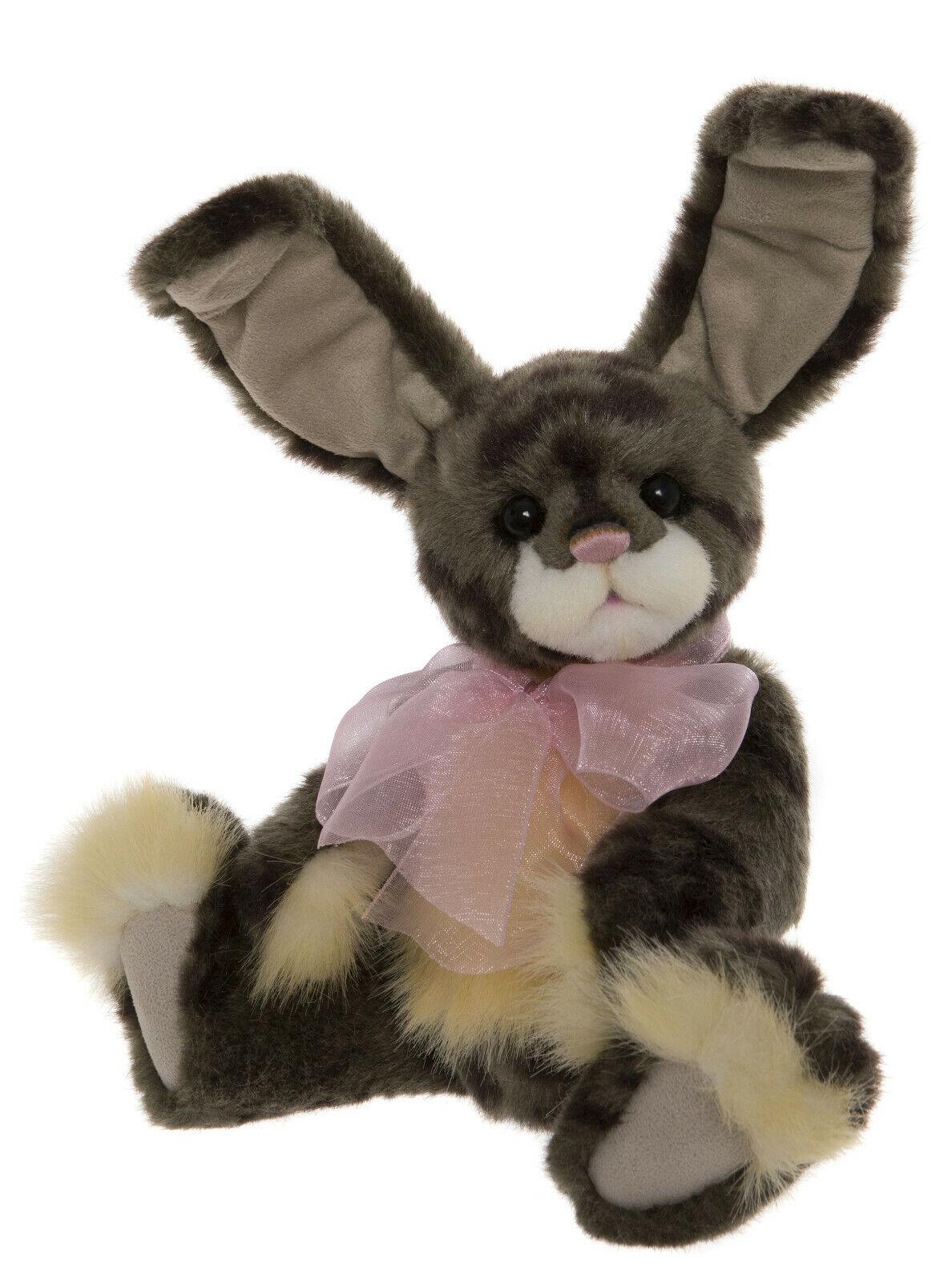 NEW  2019 Charlie Bears Spring Bunnies Bunnies Bunnies BUNYA (Brand New Stock ) f7f9de
