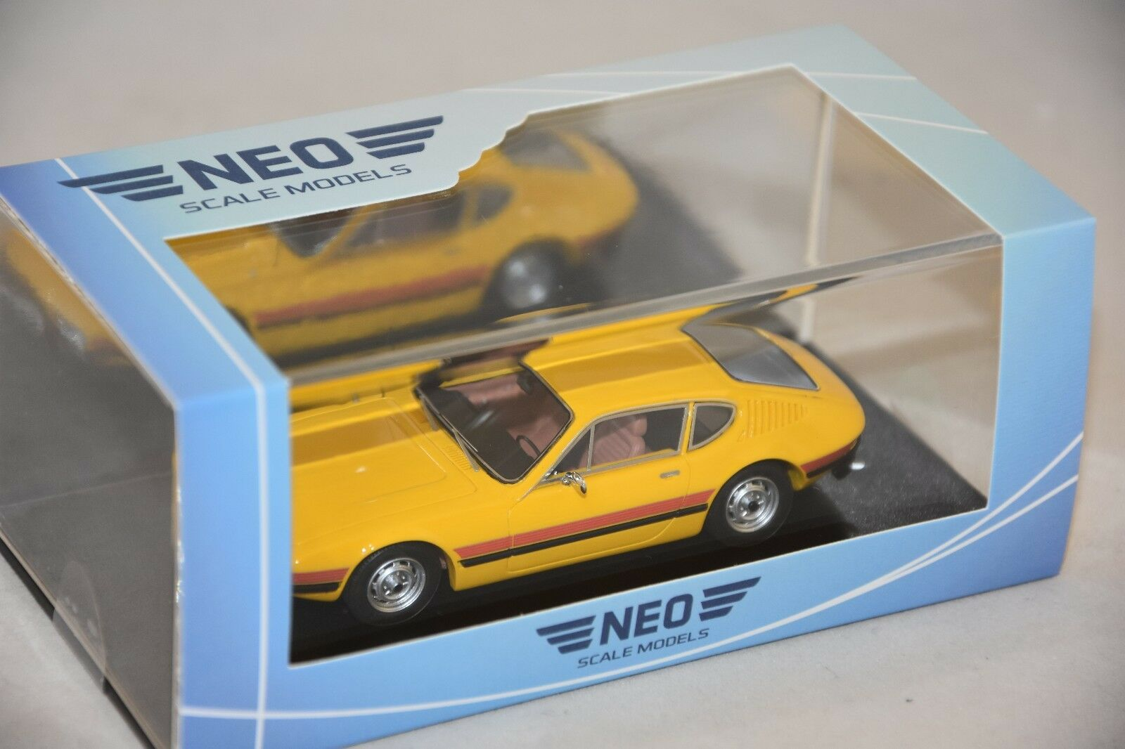 NEO 44222  Volkswagen VW SP2 gituttio  1974   143