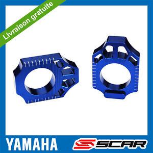 TENDEUR-CHAINE-YAMAHA-YZ-125-250-YZF-250-YZF-450-WRF-250-450-WR-BLEU-SCAR
