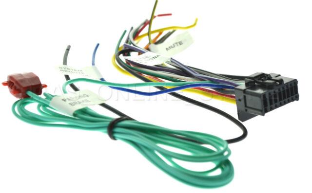 s l640 wire harness for pioneer avh p2300dvd avhp2300dvd ebay