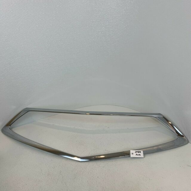2019 2020 Acura RDX Front Grille Surround Chrome Outer