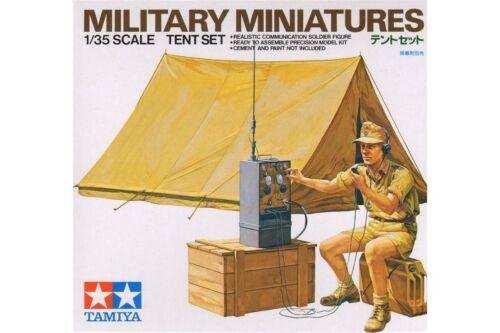 Tamiya 35074 Maquette 1//35 Tent Set