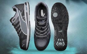 78c223c7421 1 x PUMA ELEVATE KNIT vegan Safety work shoe jogger lightweight ...