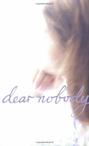 Dear Nobody (Puffin Teenage Books) By Berlie Doherty