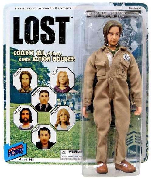 Los Figürchen LOST Serien 4 Sawyer & Julia lost action Figur begrenzte Ausgabe