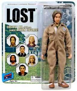 Lot Figurine Lost Series 4 Action Figure Sawyer & Juliet Edition Limitée