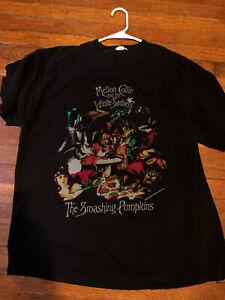 b5b538ff7c5 VTG Smashing Pumpkins Mellon Collie And The Infinite Sadness Band T ...