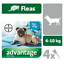 Bayer-ADVANTAGE-40-80-100-250-400-for-Cats-and-Dogs-4-Pipettes miniature 6