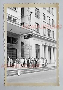 Metropole-Hotel-Queen-039-s-Road-Central-Street-Vintage-HONG-KONG-Photo-18387