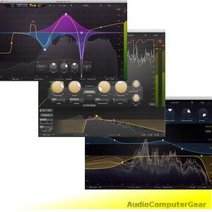 FabFilter-ESSENTIALS-BUNDLE-Reverb-EQ-Compressor-Plug-in-Audio-Software-NEW