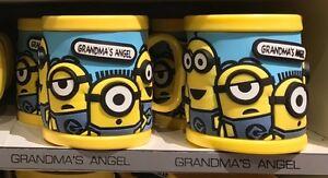 Superstar-UniversalStudios Universal Studios Minions Despicable Me Plastic Mug