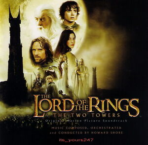 The-Lord-Of-The-Rings-The-Two-Towers-OST-2002-Howard-Shore-CD