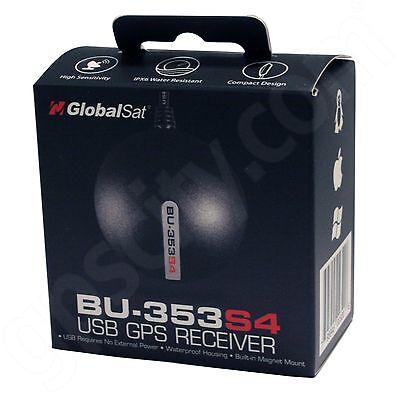US GlobalSat BU 353 S4 SiRF Star IV USB GPS Récepteur | eBay