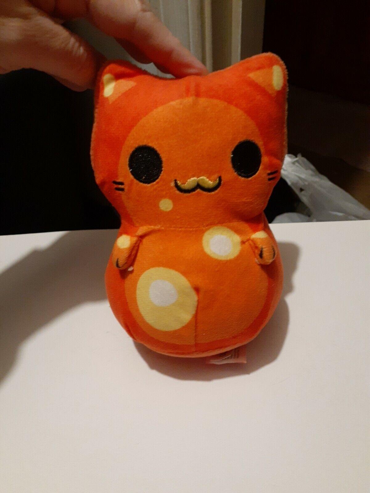 "Licensed Good Stuff Klepto Stuffed Animal Cute Cats KleptoCats Plush David 6/"""