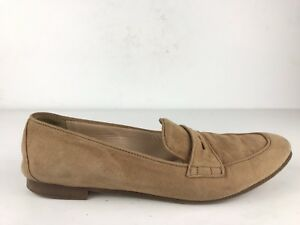0efcb130775 J. Crew Women s Size 8 Made in Italy Charlie Penny Loafers in Suede ...