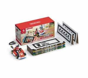 NINTENDO SWITCH Mario Kart Live: Home Circuit Mario 3+ Game Racing - Currys