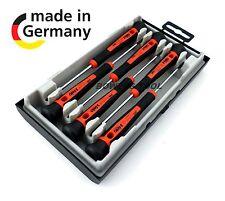 Felo 6pc Precision Micro Mini Screwdriver Set Phillips Flat Repair Germany