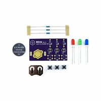 Learn To Solder Kit: Blink Free Shipping