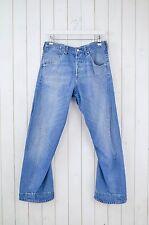 LEVI'S ENGINEERED Herren Jeans Denim Mittelblau Baumwolle Gr.32/32
