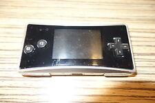 Nintendo Gameboy micro . Schwarz. Geht nicht an.