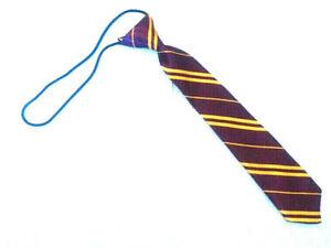 Enfants-Cravate-Boucle-Harry-Potter-Hogwarts-Livre-Week-Gryffondor-Sorcier-30cm