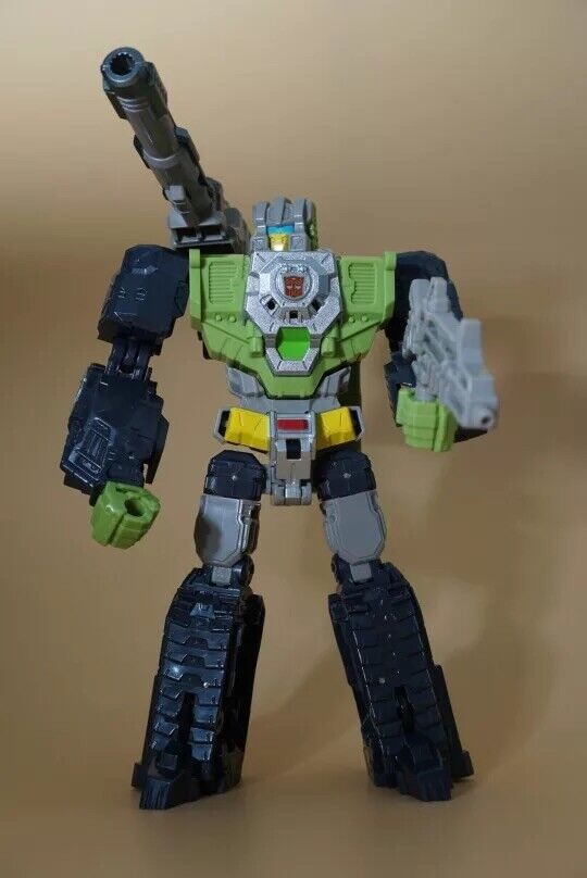 Transformers Headmaster Toys Wei Jiang Action Figure Hardhead