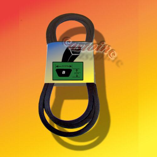 "5//8/"" x 138/"" 5L1380 B135  Premium V Belt polyester cord  Oil /& Heat Resistant"
