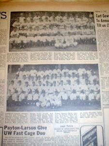 3 1947 newspapers NEW YORK YANKEES win baseball WORLD SERIES vs BROOKLYN DODGERS