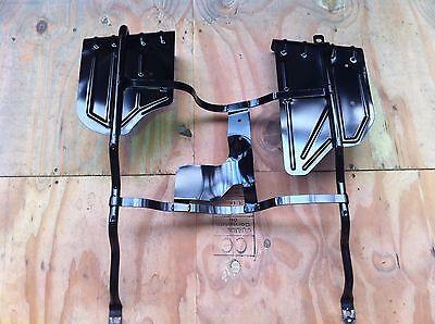 WFZ000010 Tanque De Combustible Soporte Cuna Land Rover Freelander 1