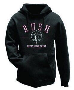 Rush-039-Department-039-Pull-Over-Hoodie-NEU-UND-OFFIZIELL