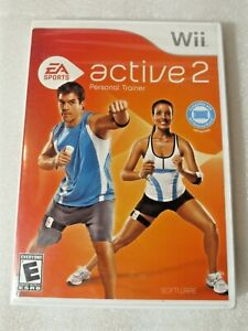 EA-Sports-Active-2-Personal-Trainer-Nintendo-Wii-Game-ONLY-Brand-NEW-Sealed