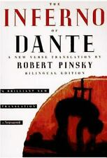 The Inferno of Dante: A New Verse Translation, Bilingual Edition Italian Editio