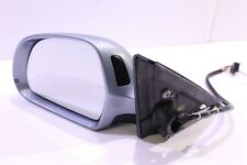 2009 AUDI A4 B8 - LEFT SIDE VIEW DOOR MIRROR W/ MEMORY