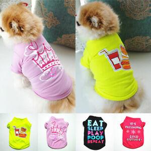 Pet-Dog-Clothes-Puppy-Pet-Clothing-Cute-T-Shirt-Coat-Jacket-Vest-Letter-Printed