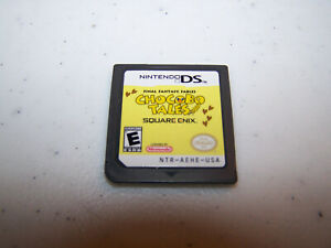 Final-Fantasy-Fables-Chocobo-Tales-Nintendo-DS-Lite-DSi-XL-3DS-2DS-Game