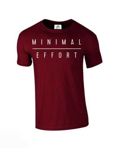 effort, tshirt Un effort Minimal T Shirt Slogan Mind Over Matter Fashion Swag Dope