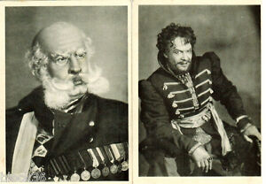 1946-Photos-of-Soviet-actors-N-I-RYZHOV-and-N-N-RYBNIKOV-in-scenic-costumes