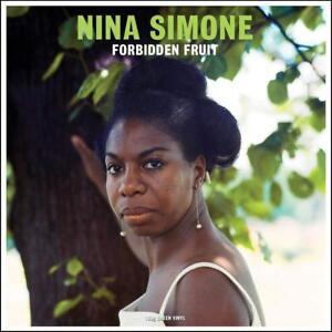 Nina-Simone-Forbidden-Fruit-180G-LP-Green-Vinyl-Record