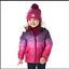 NEW-Snozu-Girl-039-s-Hypoallergenic-Puffy-Down-Jacket-with-Beanie-VARIETY thumbnail 1